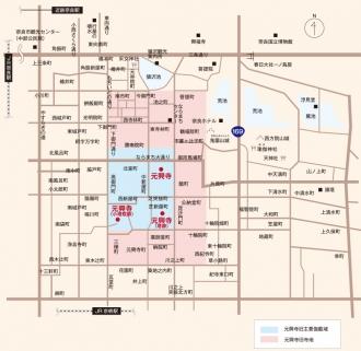 Naramachi_map_1